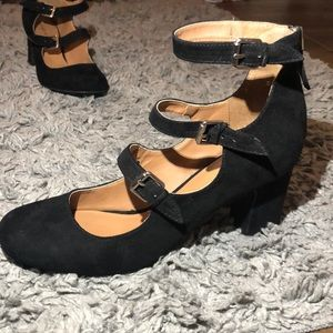 Indigo Shoes - INDIGO RD. HEELS
